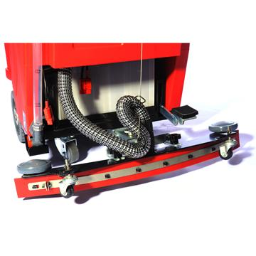 电线式手推洗地机半自动洗地机XD18WF47